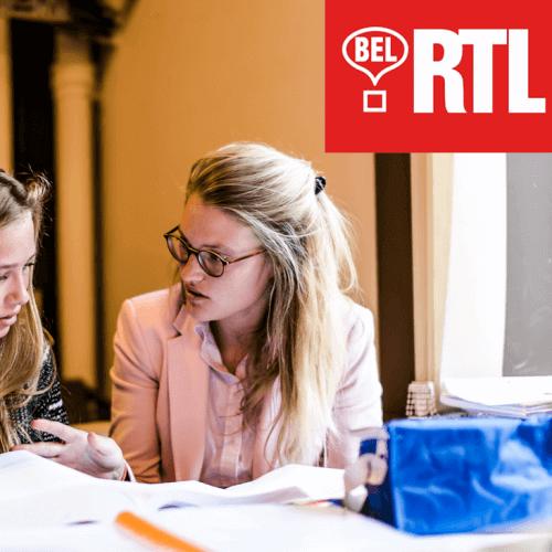 Blocus encadré avec Bel RTL | Student Academy | Blocus encadré