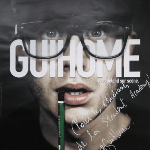 Des places de spectacle pour Guihome | Student Academy | Blocus Asssité - Méthode de travail