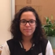 Student Academy Dalia L. étudiante en 3ème secondaire