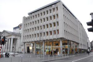 Muntpunt | lieu pour étudier en période de blocus et examen à Bruxelles