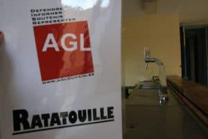 La ratatouille | lieu pour étudier en période de blocus et examen à Louvain-la-Neuve