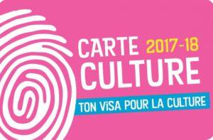 La carte culture | Bon plan étudiant | Student Academy