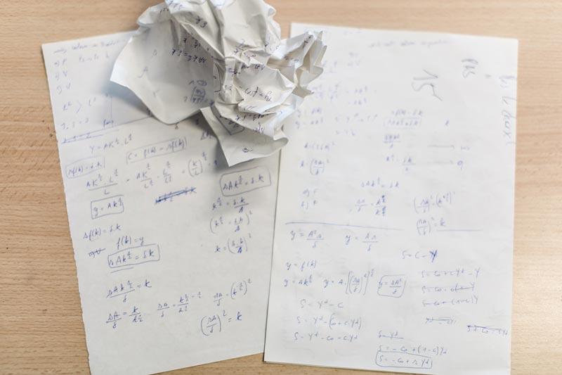 Cours particuliers à domicile – examen d'entrée