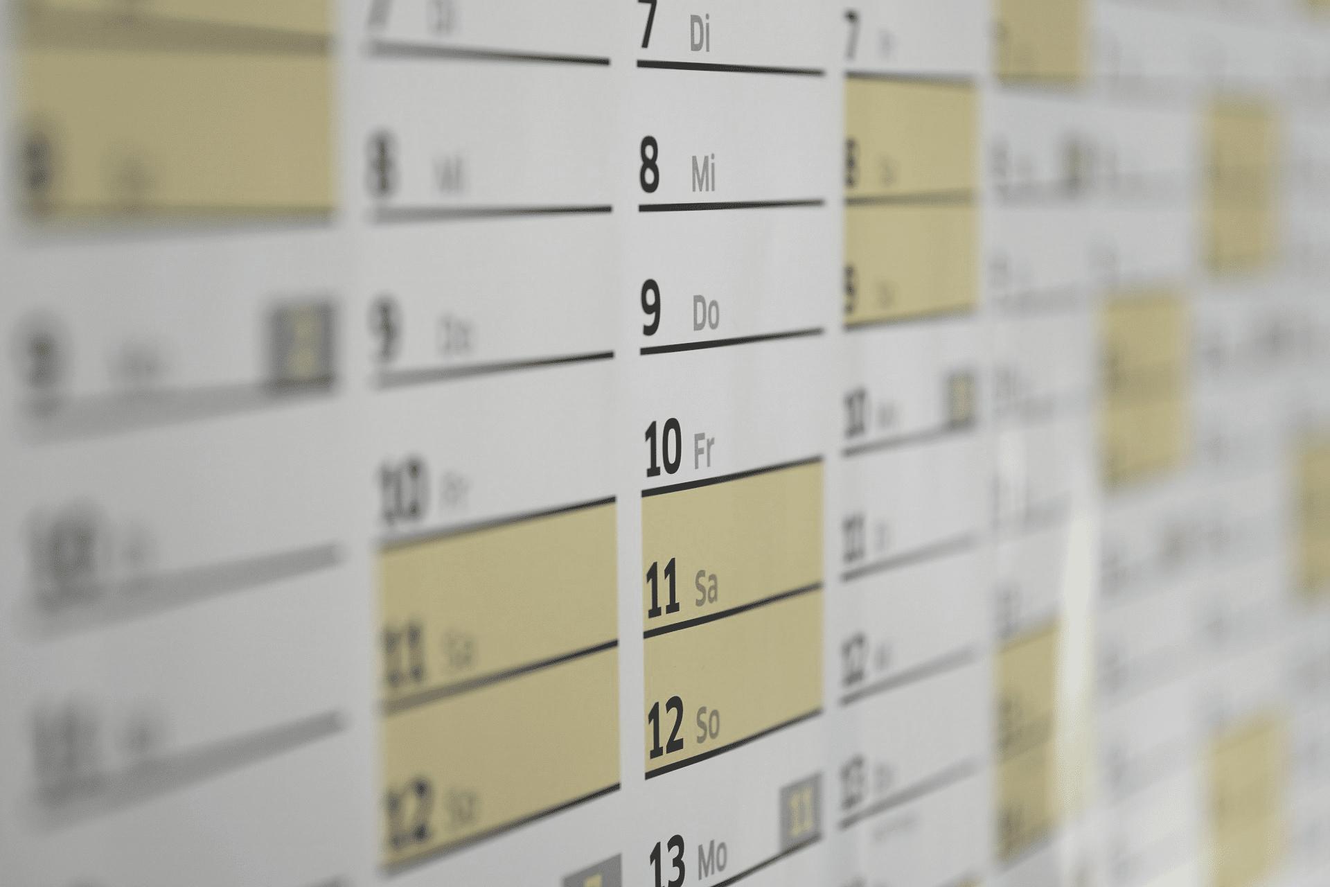 Student Academy Congé scolaire 2020-2021 : voici toutes les dates !