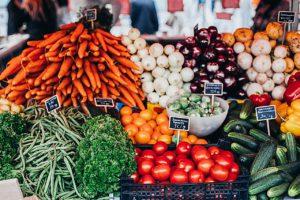 Marché | Manger équilibré avec un petit budget | Student Academy