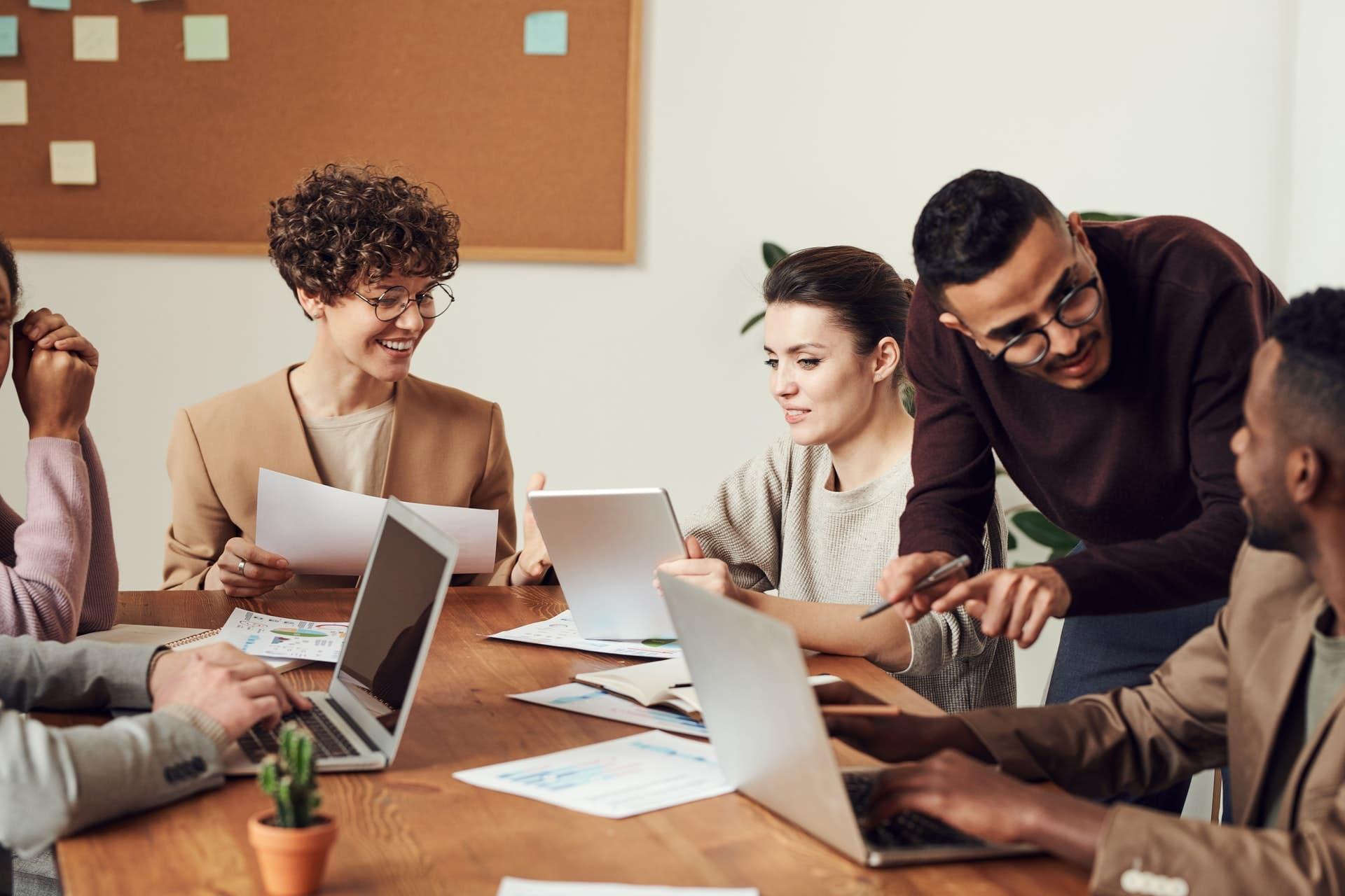 Student Academy Travail de groupe : pour quoi faire ?