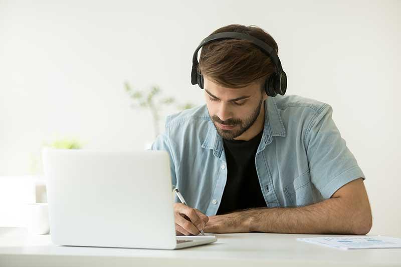 Cours particuliers en ligne – examen d'entrée polytechnique