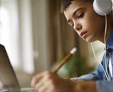 Student Academy Pop-up cours particuliers en ligne primaire | Student Academy